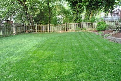 halton landscaping lawn cutting
