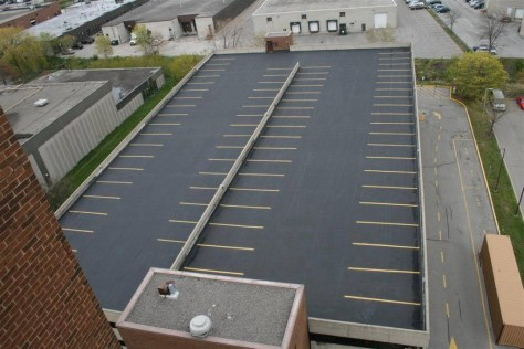 parking line restoration