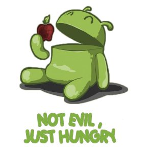 Android Not Evil Hungry