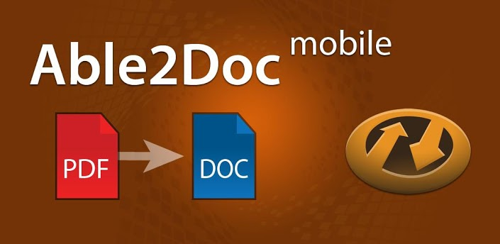 pdf to word converter app for android