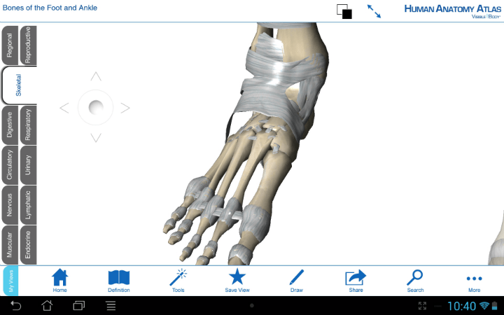 Android App Review: Human Anatomy Atlas – The Droid Lawyer