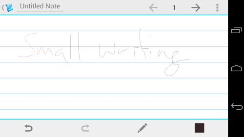 Papyrus Writing with Pogo