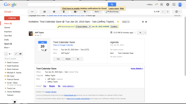 How To Share Your Google Calendar With Others The Droid Lawyer