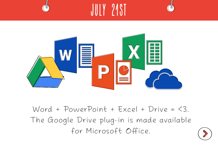how to use microsoft word in google drive