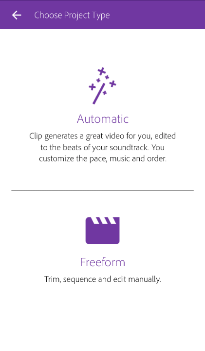 Adobe Premiere Android 1