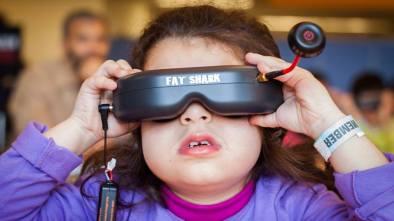 fpv for kids drone racing kid girl