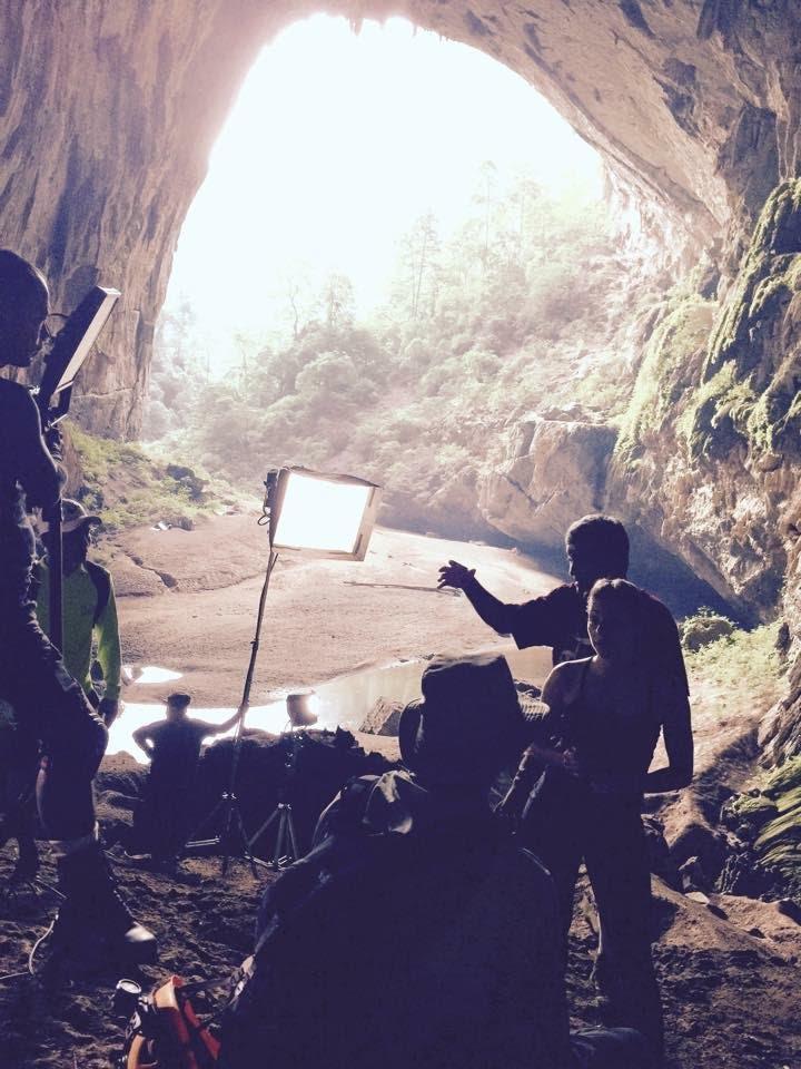 Maria Stefanopoulos vietnam cave