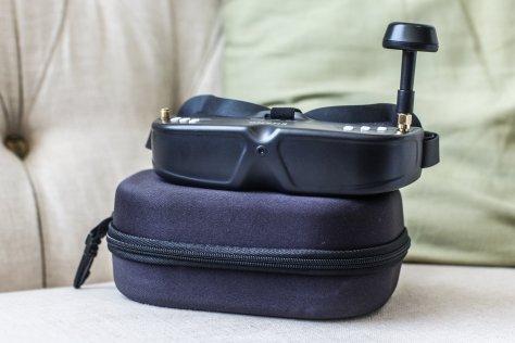 ghostdrone vr goggles