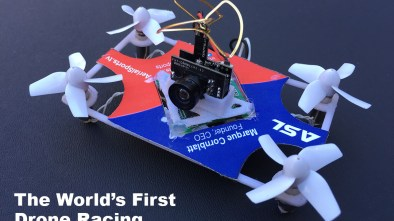 drone business card