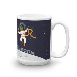 """""""Fly Me To The Moon"""" Mug"""