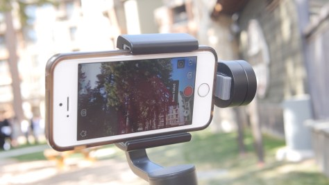 dji osmo mobile save failed