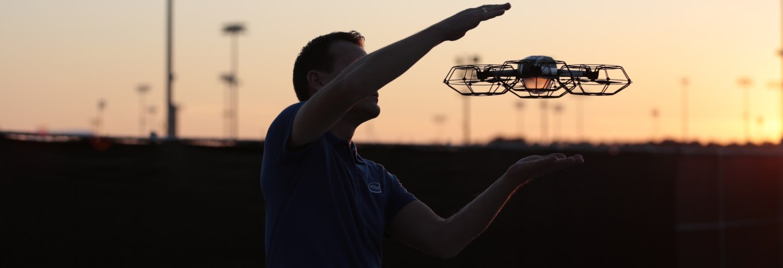intel shooting star drone swarm