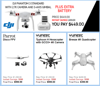 b&h drone black friday deals