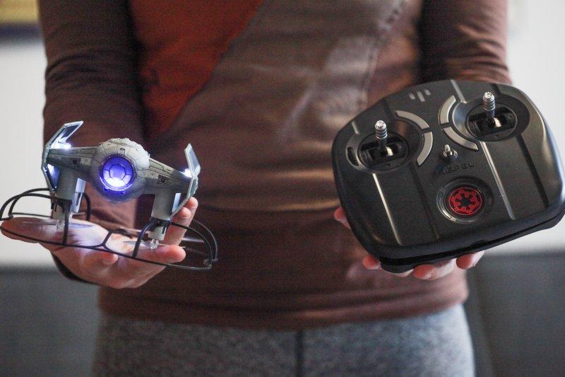 star wars drone tie fighter propel