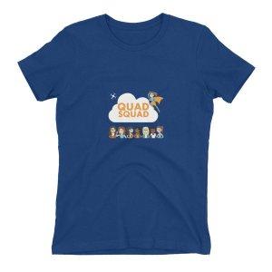 """""""Quad Squad"""" Women's t-shirt"""
