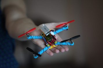 flybrix review lego drone