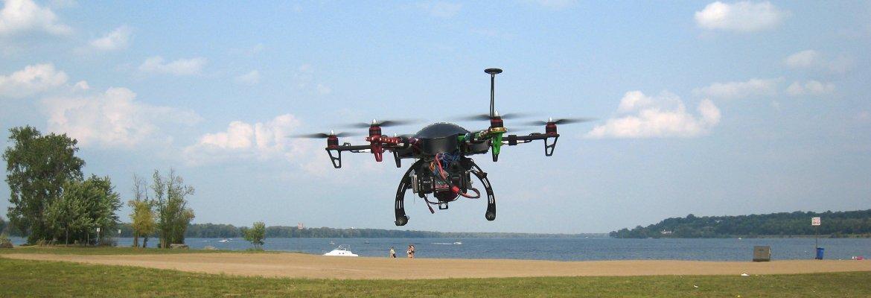 recreational drone park