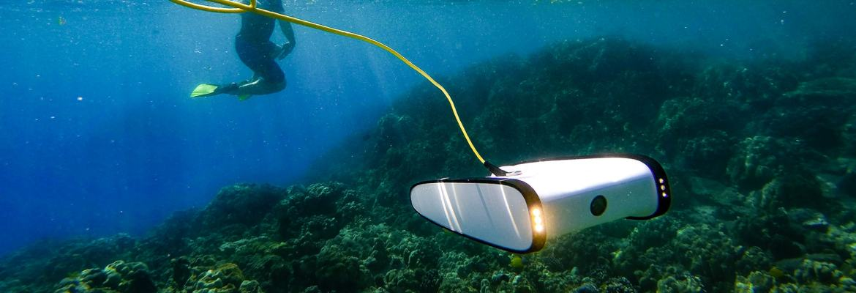 underwater drones