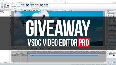 vsdc video editor pro