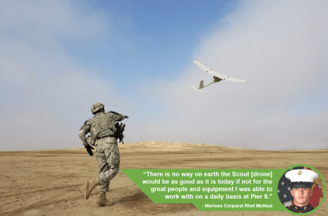 marines 3d-printed drone