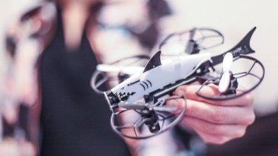 Fat Shark FPV drone