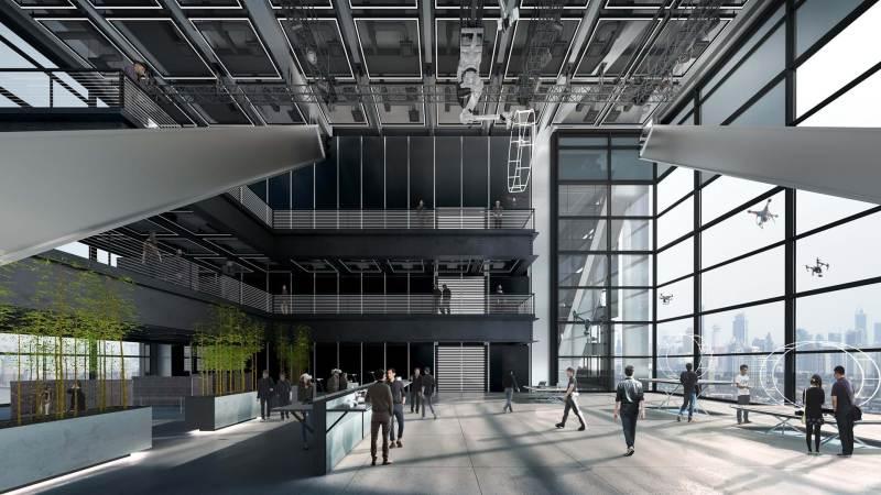 DJI headquarters Shenzhen