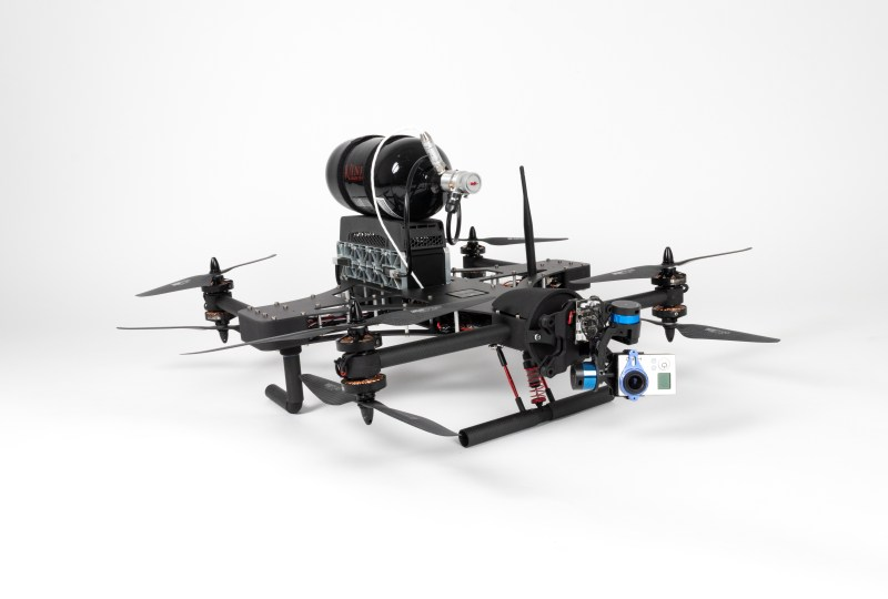 hydrogen fuel cells drone intelligent energy flightwave uas drone
