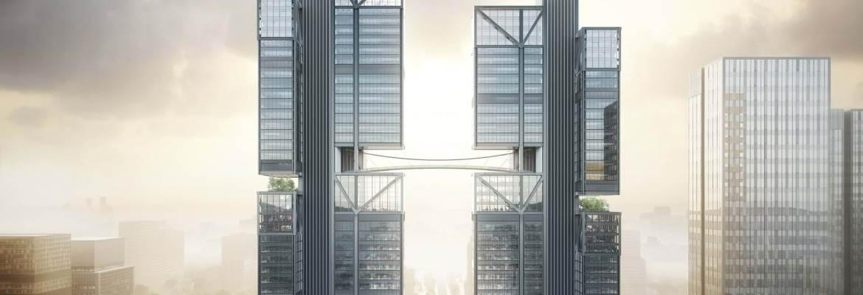 DJI headquarters Shenzhen HQ china foster and partners