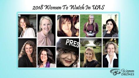 Women to Watch in UAS 2018