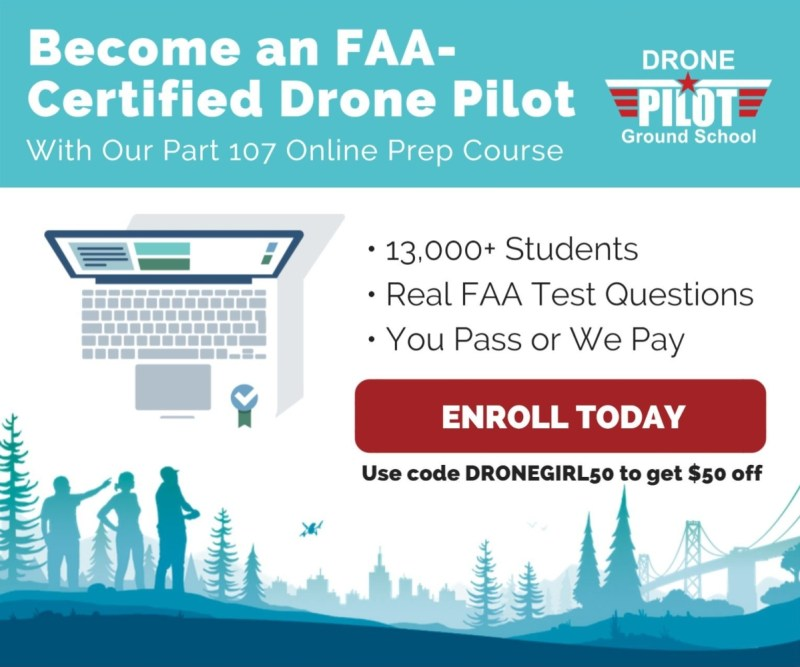 faa part 107 uas aeronautical knowledge drone pilot test guide
