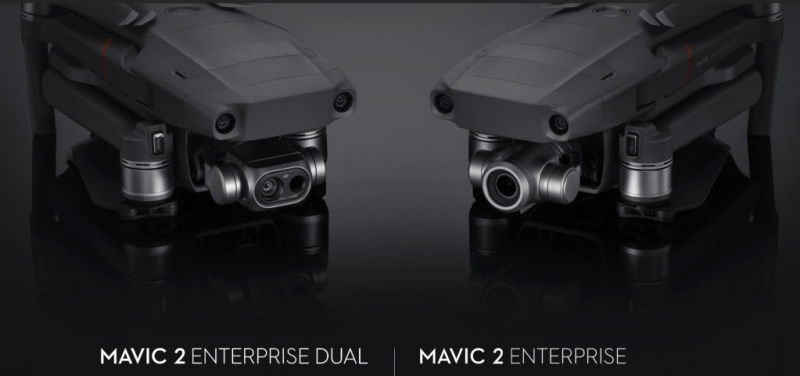 DJI Mavic 2 Enterprise Duo