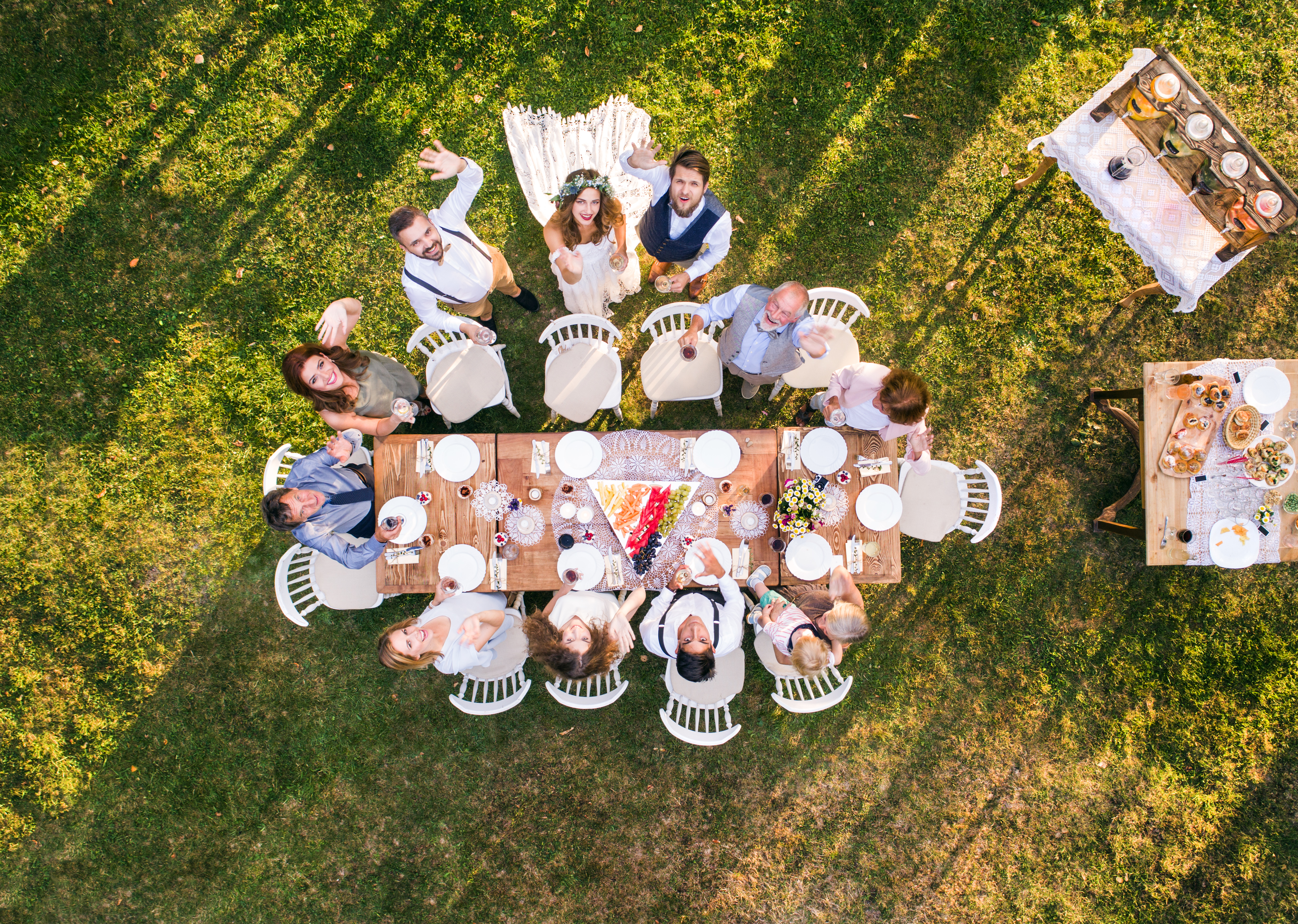 Drone Wedding Photography.7 Tips For Using Drones For Wedding Photography The Drone Girl