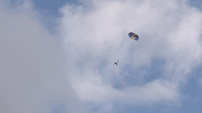 Nexus parachute Indemnis DJI Inspire 2