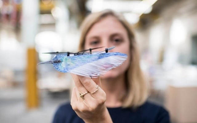 Léa Pereyre drone costume designer verity