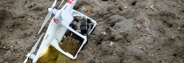 DJI drone statement employee theft fraud