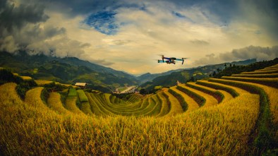 future of drones agriculture