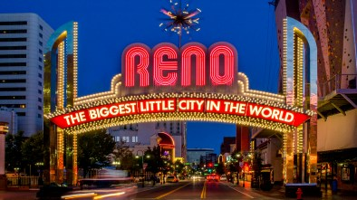 Reno drone delivery FAA Nevada Flirtey DJI donation