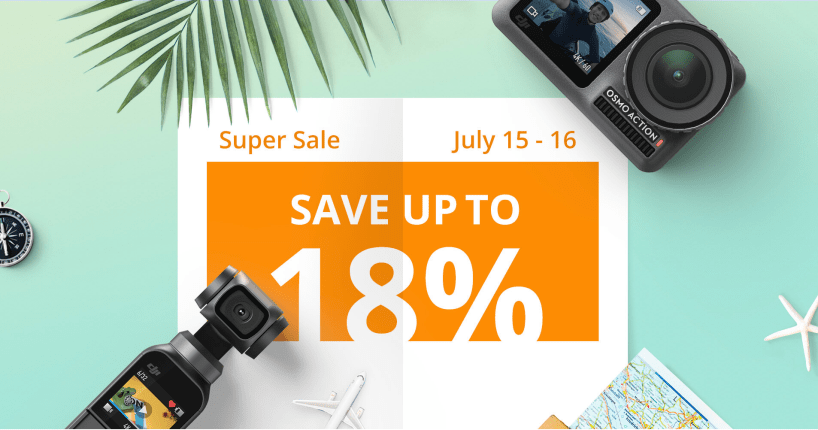 DJI Super Sale Amazon Prime Day 2019