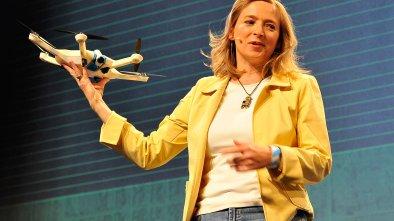 CyPhy Works FLIR drones Helen Greiner