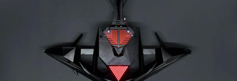 DRL autonomous racing drone AI drone racing league