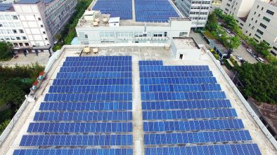 NYC solar drones One