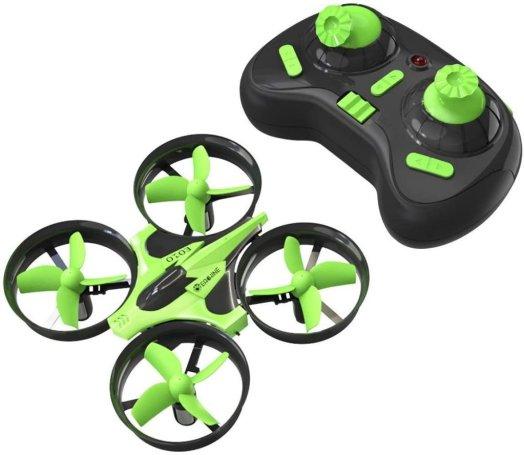 Mini Quadcopter Drone, EACHINE E010 cheap practice drones