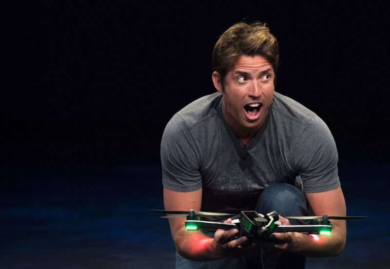 american drone companies GoPro Karma Nick Woodman made in USA