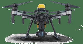 drone parachute pod Matrice 200 M200 DJI ASTM AVSS