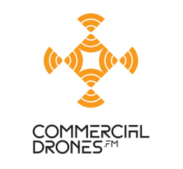 CommercialDrones.FM podcast drone podcasts