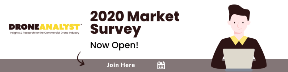 drone industry survey Drone Analyst 2020