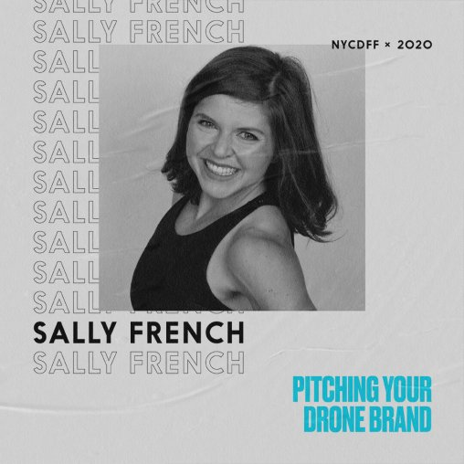 Pitching your drone brand NYCDFF discount tickets AirVuz