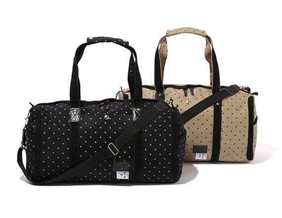 MASTER-PIECE (MSPC) X STUSSY DELUXE – SPRING/SUMMER 2013 BAG COLLECTION