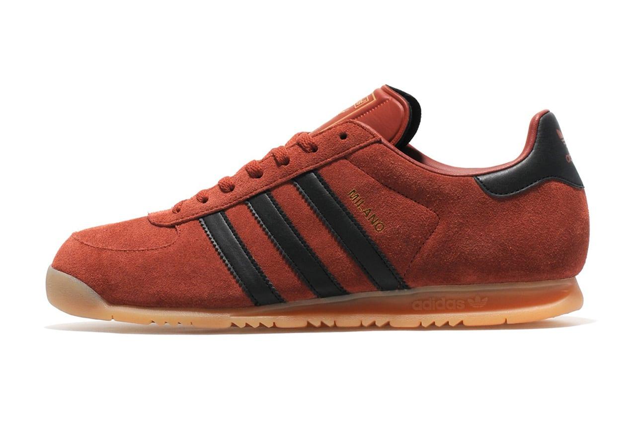 "adidas Originals Milano ""Dark Copper"" size? Exclusive"