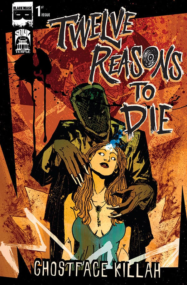 Ghostface & Adrian Younge's 12 Reasons To Die Graphic Novel